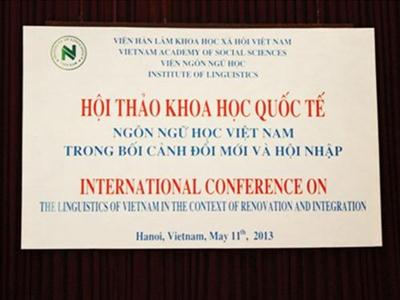 SECOND CALL FOR PAPER: SECOND INTERNATIONAL CONFERENCE ON THE LINGUISTICS OF VIETNAM (2015)